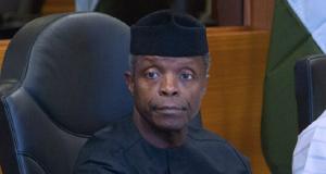 Vice President, Professor Yemi Osinbajo