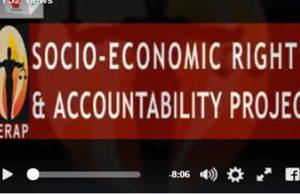 Socio-Economic Rights and Accountability Project (SERAP)