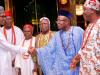 Igbo leaders and Buhari