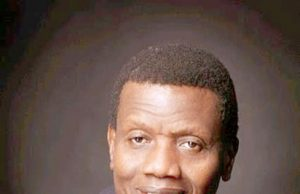 General Overseer of The Redeemed Christian Church of God, Pastor Enoch Adejare Adeboye