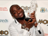"Davido wins ""Best African Act"" at MOBO Awards"