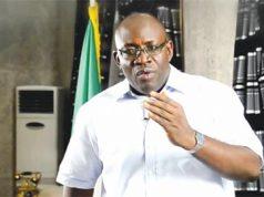 Bayelsa state Governor, Seriake Dickson