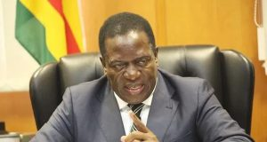 Emmerson Mnangagwa sworn in as Zimbabwe's President after Robert Mugabe's resignation