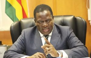 Emmerson Mnangagwa sworn in as Zimbabwe's President after Robert Mugabe's resignation