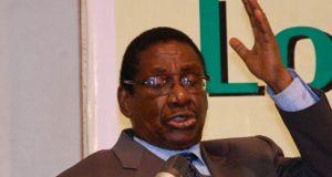 CHAIRMAN, Presidential Advisory Committee Against Corruption, Prof. Itse Sagay, SAN,