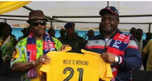 Ifeanyi Ubah and Willie Obiano