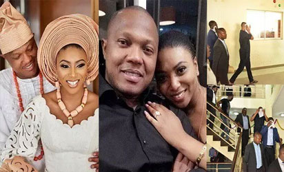 OAP Stephanie Coker's husband Aderinokun arraigned over fraud, remanded in Kirikiri prison