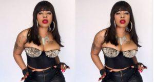 Nollywood Nigerian actress, Afrocandy