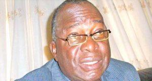 Sen. Ayo Arise, a Chieftain of the All Progressives Congress (APC)