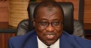 Group Managing Director of the Nigerian National Petroleum Corporation, NNPC, Mr. Maikanti Baru
