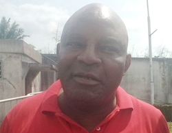 Christian Chukwu, a former Super Eagles Head Coach