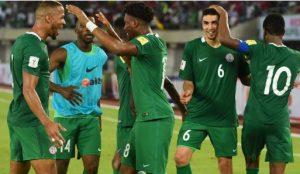 Nigeria's Super Eagles: drawArgentina in Russia
