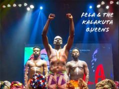 'Fela and his Kalakuta Queens' show