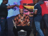 Former Arsenal striker Thierry Henry crowned 'igwe of football' in Lagos