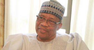 Former Head of State, Gen. Ibrahim Badamasi Babangida (IBB)
