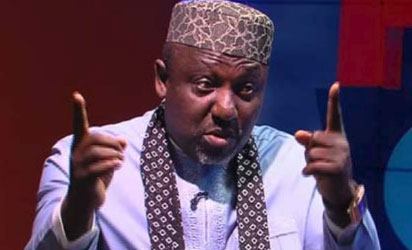 Image result for only God raised me – Okorocha