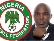 President of the Nigeria Football Federation (NFF), Amaju Pinnick