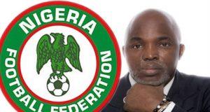 President of the Nigeria Football Federation (NFF), Amaju Pinnick