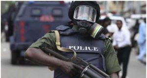 SAARS: Police