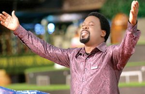 TB Joshua of Synagogue Church