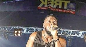 King of afro-dancehall, Timaya