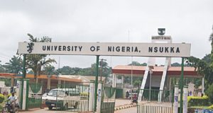 University of Nigeria, Nsukka, UNN