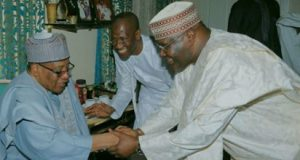 Atiku with Babangida