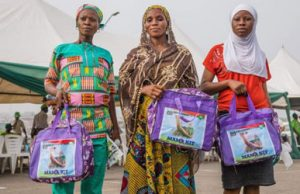 Osun distributes12,500 deliverykits to expectant mothers