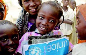 UNICEF and children
