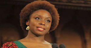 Nigerian novelist Chimamanda Ngozi Adichie
