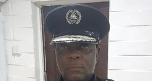 Commissioner of Police in Lagos State, Edgal Imohimi