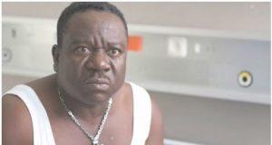 Nollywood actor, John Okafor, popularly known as Mr Ibu