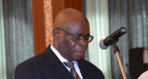 Chief Justice of Nigeria (CJN), Justice Walter Onnoghen