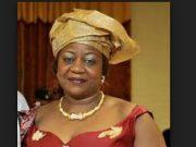 Personal Assistant on Social Media to President Muhammadu Buhari, Lauretta Onochie