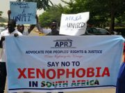 xenophobia in South Africa