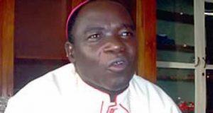 Catholic Bishop of Sokoto Diocese, Most Rev. Matthew Kukah