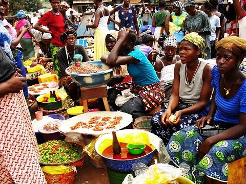 market, inflation, Nigeria