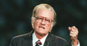 Late Evangelist Billy Graham