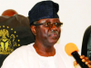 Former governor of Plateau State and Senator representing Plateau North in the National Assembly, Jonah Jang