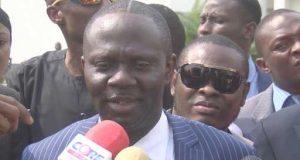 Kassim Afegbua, Spokesperson for former Military President, General Ibrahim Babangida