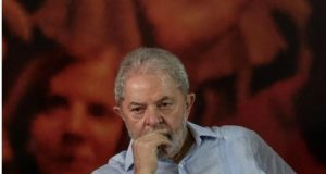Ex-President Lula: imprisonment endorsed by Brazil's top court