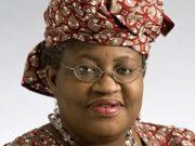 Nigerian former Finance Minister Ngozi Okonjo-Iweala