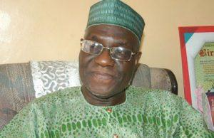 PIONEER President of Nigeria Labour Congress, NLC, Alhaji Hassan Sunmonu