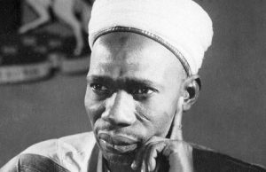Sir Tafawa Balewa, Nigeria's Prime Minister in the First Rebublic