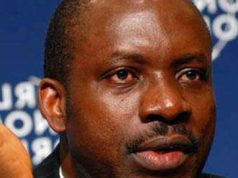 Former Governor of the Central Bank of Nigeria Prof. Charles Soludo