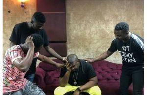 Don Jazzy weeps over news of Linda Ikeji's engagement