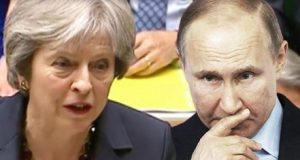 May and Putin