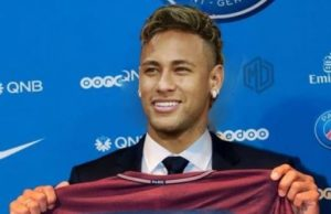 Neymar Jr: Now PSG Number 10