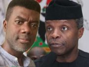 Reno Omokri and Yemi Osinbajo