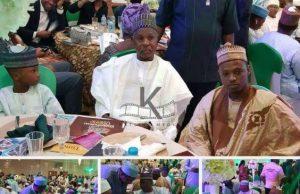 Masari receives Zik Good Governance award